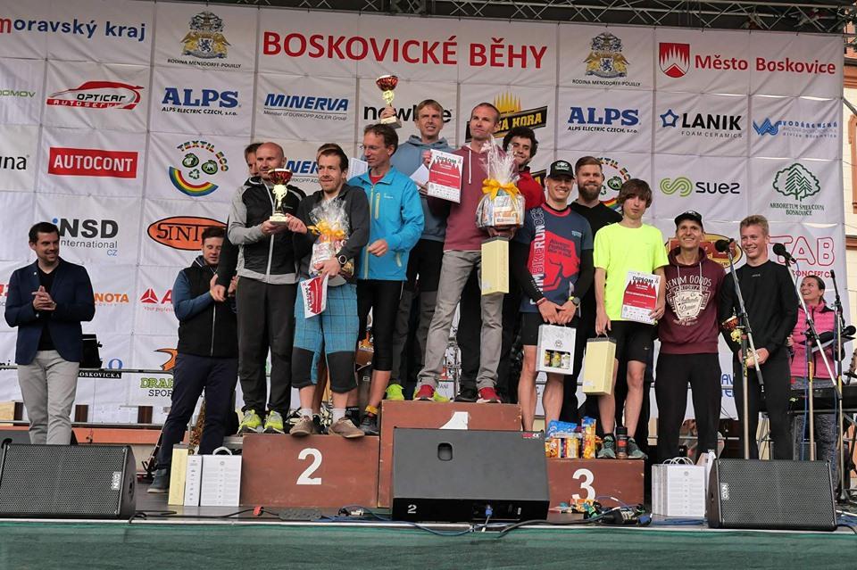 Boskovické běhy 2019
